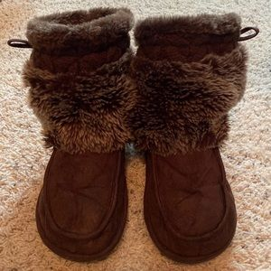 Sox-Tab target brand slippers size 8